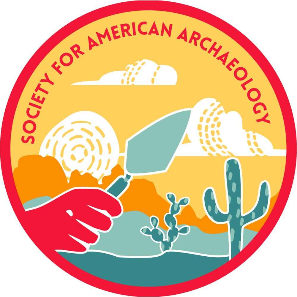 2021 SAA Online Archaeology Week Patch
