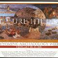 1995 Wyoming Archaeology Week Poster