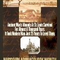 1998 Missouri Archaeology Month Poster