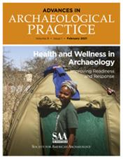 Advances in Archaeological Practice Logo