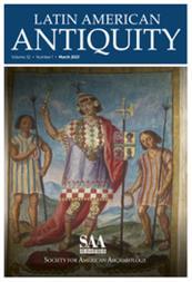 Latin American Antiquity Logo